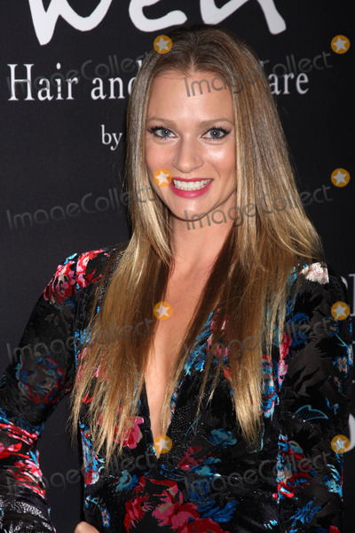 AJ Cook Photo - LOS ANGELES - OCT 18  AJ Cook at the Pink Party 2014 at Hanger 8 on October 18 2014 in Santa Monica CA