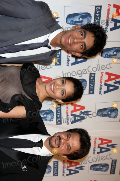 Anil Kapoor Photo - Dev Patel Freida Pinto  Anil Kapoorarriving at The  2009 BAFTA BritanniaAwardsCentury Plaza HotelCentury City  CANovember 5 2009