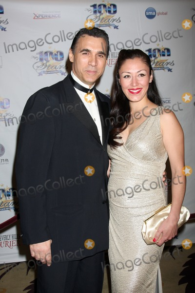 Adrian Paul Photo - LOS ANGELES - FEB 26  Adrian Paul arrives at the Night of a 100 Stars Oscar Viewing Party at the Beverly Hills Hotel on February 26 2012 in Beverly Hills CA