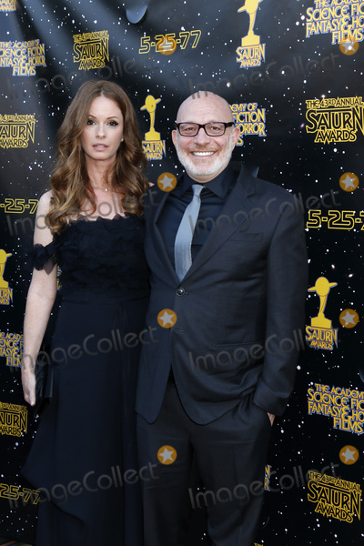 Akiva Goldsman Photo - LOS ANGELES - JUN 28  Joann Goldsman Akiva Goldsman at the 43rd Annual Saturn Awards - Arrivals at the The Castawa on June 28 2017 in Burbank CA