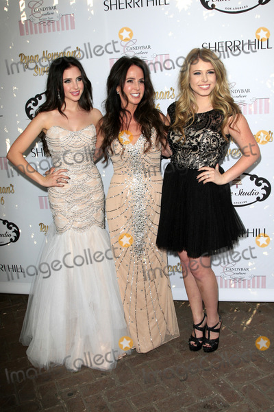 Jessica Newman Photo - LOS ANGELES - APR 27  Ryan Newman Jody Newman Jessica Newman at the Ryan Newmans Glitz and Glam Sweet 16 birthday party at Emerson Theater on April 27 2014 in Los Angeles CA