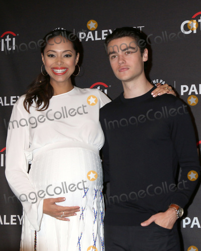 Amber Stevens-West Photo - LOS ANGELES - SEP 12  Amber Stevens West Felix Mallard at the 2018 PaleyFest Fall TV Previews - CBS at the Paley Center for Media on September 12 2018 in Beverly Hills CA
