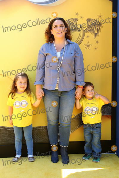 Angelica Vale Photo - LOS ANGELES - JUN 24  Angelica Padron Angelica Vale Daniel Vale at the Despicable Me 3 Premiere at the Shrine Auditorium on June 24 2017 in Los Angeles CA