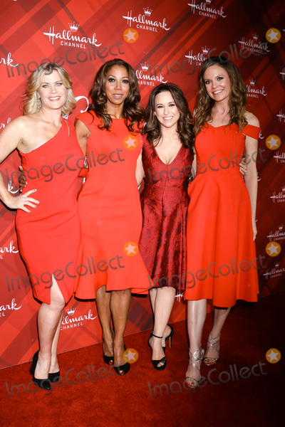 Alison Sweeney Photo - LOS ANGELES - DEC 4  Alison Sweeney Holly Robinson Peete Lacey Chabert Rachel Boston at the Christmas At Holly Lodge Screening at 189 The Grove Drive on December 4 2017 in Los Angeles CA