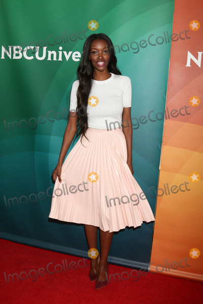 Tia Shipman Photo - LOS ANGELES - APR 1  Tia Shipman at the NBC Universal Summer Press Day 2016 at the Four Seasons Hotel on April 1 2016 in Westlake Village CA