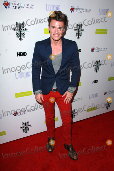 Blake McIvere Photo - LOS ANGELES - MAR 19  Blake Mcivere at the Looking Season 2 Finale Screening and Party at the Abbey on March 19 2015 in West Hollywood CA