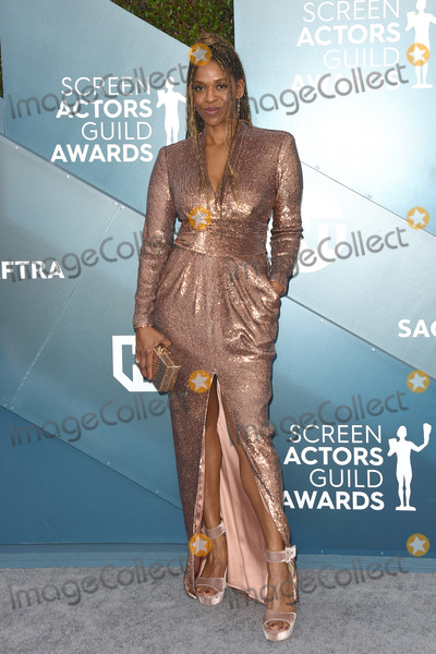 Merrin Dungey Photo - LOS ANGELES - JAN 19  Merrin Dungey at the 26th Screen Actors Guild Awards at the Shrine Auditorium on January 19 2020 in Los Angeles CA