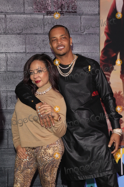 TI Photo - LOS ANGELES - JAN 14  TI and Tameka Cottle at the Bad Boys for Life Premiere at the TCL Chinese Theater IMAX on January 14 2020 in Los Angeles CA