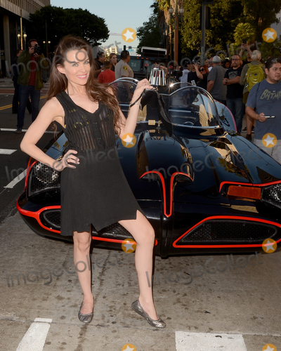 Angel City Photo - LOS ANGELES - JUN 15  Alicia Arden at the Bat Signal Lighting Ceremony to honor Adam West at the Los Angeles City Hall on June 15 2017 in Los Angeles CA