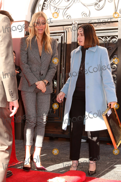 Ana Martinez Photo - LOS ANGELES - DEC 4  Gwyneth Paltrow Ana Martinez at the Ryan Murphy Star Ceremony on the Hollywood Walk of Fame on December 4 2018 in Los Angeles CA