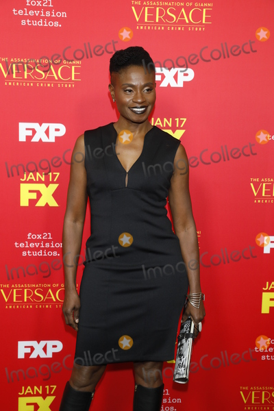 Adina Porter Photo - LOS ANGELES - JAN 8  Adina Porter  at the The Assassination of Gianni Versace American Crime Story Premiere Screening at the ArcLight Theater on January 8 2018 in Los Angeles CA