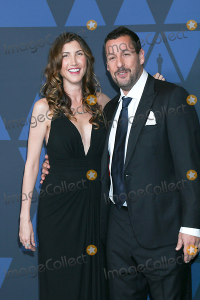 Adam Sandler Photo - LOS ANGELES - OCT 27  Jackie Sandler Adam Sandler at the 11th Annual Governors Awards at the Dolby Theater on October 27 2019 in Los Angeles CA