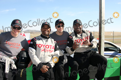 Alfonso Ribiero Photo - LOS ANGELES - FEB 21  Brett Davern Alfonso Ribiero Nathan Kress Mekhi Phifer at the Grand Prix of Long Beach ProCelebrity Race Training at the Willow Springs International Raceway on March 21 2015 in Rosamond CA