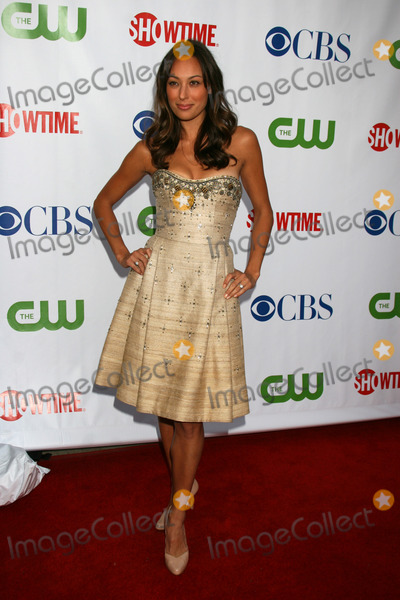 Aya Photo - Aya Sumika arriving at the CBS TCA Summer 08 Party at Boulevard 3 in Los Angeles CA onJuly 18 2008