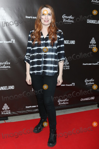 Felicia Day Photo - LOS ANGELES - JUN 3  Felicia Day at the Changeland Los Angeles Premiere at the ArcLight Hollywood on June 3 2019 in Los Angeles CA