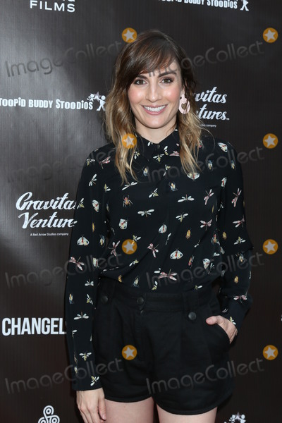 Alison Haislip Photo - LOS ANGELES - JUN 3  Alison Haislip at the Changeland Los Angeles Premiere at the ArcLight Hollywood on June 3 2019 in Los Angeles CA