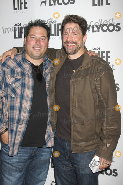 Jason Brooks Photo - LOS ANGELES - JUN 8  Greg Grunberg Jason Brooks at the LA Launch Of LYCOS Life at the Banned From TV Jam Space on June 8 2015 in North Hollywood CA
