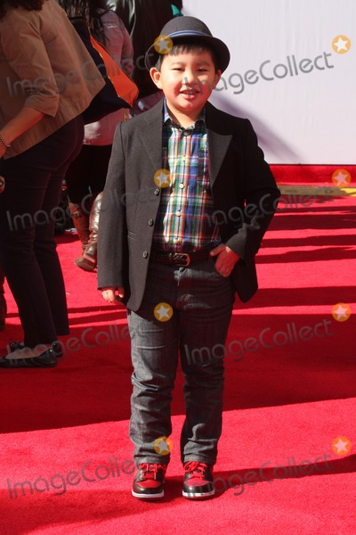 Albert Tsai Photo - LOS ANGELES - FEB 1  Albert Tsai at the Lego Movie Premiere at Village Theater on February 1 2014 in Westwood CA