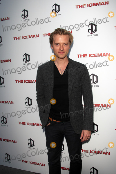Adam Campbell Photo - LOS ANGELES - APR 22  Adam Campbell arrives at The Iceman Premiere at the ArcLight Hollywood Theaters on April 22 2013 in Los Angeles CA