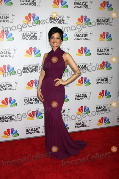 Archie Panjabi Photo - LOS ANGELES - FEB 17  Archie Panjabi arrives at the 43rd NAACP Image Awards at the Shrine Auditorium on February 17 2012 in Los Angeles CA