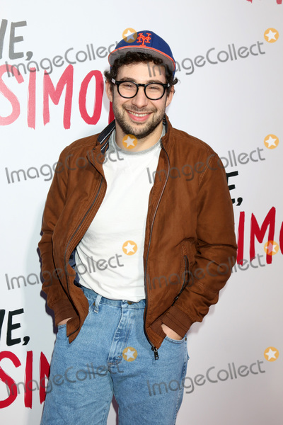 Jack Antonoff Photo - LOS ANGELES - MAR 13  Jack Antonoff at the Love Simon Special Screening at Westfield Century City Mall Atrium on March 13 2018 in Century City CA