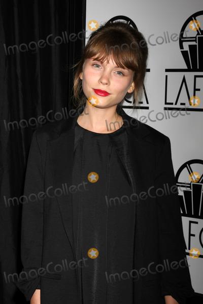 Agata Trzebuchowska Photo - LOS ANGELES - JAN 10  Agata Trzebuchowska at the 40th Annual Los Angeles Film Critics Association Awards at a Intercontinental Century City on January 10 2015 in Century City CA