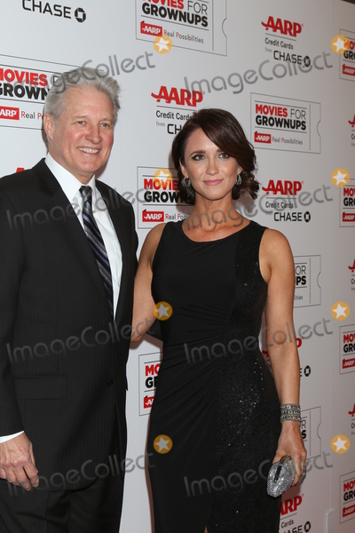 Bruce Boxleitner Photo - LOS ANGELES - FEB 8  Bruce Boxleitner fiance Verena King at the 15th Annual Movies For Grownups Awards at the Beverly Wilshire Hotel on February 8 2016 in Beverly Hills CA