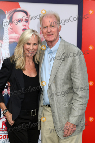 Ed Begley Photo - LOS ANGELES - JUL 25  Rachelle Carson Ed Begley Jr at The Spy Who Dumped Me Premiere at the Village Theater on July 25 2018 in Westwood CA