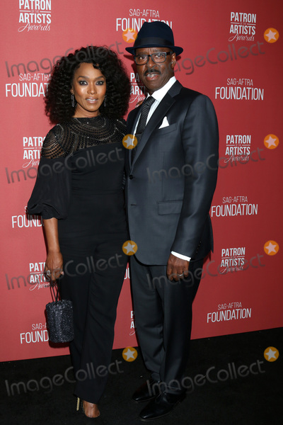 Wallis Annenberg Photo - LOS ANGELES - NOV 7  Angela Bassett Courtney B Vance at the 4th Annual Patron of the Artists Awards at Wallis Annenberg Center for the Performing Arts on November 7 2019 in Beverly Hills CA