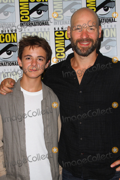 Corey Stoll Photo - SAN DIEGO - July 20  Max Charles Corey Stoll at the Comic-Con Day One at the Comic-Con International on July 20 2017 in San Diego CA