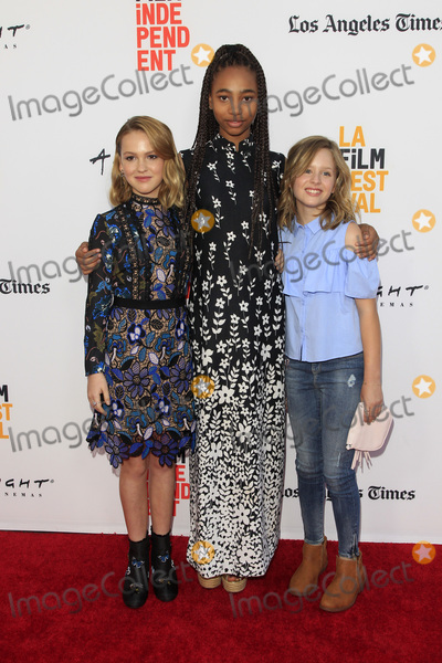 Tayler Buck Photo - LOS ANGELES - JUN 19  Talitha Bateman Tayler Buck Lulu Wilson at the 2017 Los Angeles Film Festival - Annabelle Creation Premiere at the The Theatre at Ace Hotel on June 19 2017 in Los Angeles CA