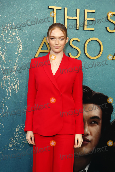 Larsen Thompson Photo - LOS ANGELES - MAY 13  Larsen Thompson at the The Sun Is Also A Star World Premiere at the Pacific Theaters at the Grove on May 13 2019 in Los Angeles CA