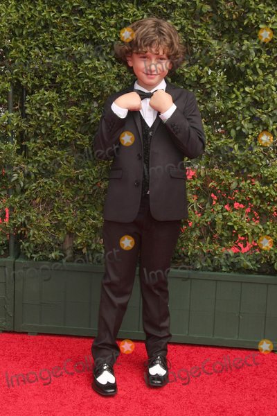 August Maturo Photo - LOS ANGELES - SEP 12  August Maturo at the Primetime Creative Emmy Awards Arrivals at the Microsoft Theater on September 12 2015 in Los Angeles CA