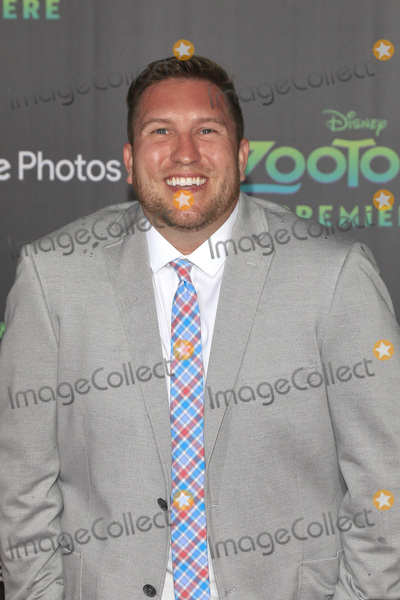 Nate Torrence Photo - LOS ANGELES - FEB 17  Nate Torrence at the Zootopia Premiere at the El Capitan Theater on February 17 2016 in Los Angeles CA