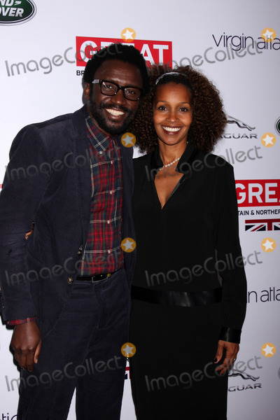 ANTHONY OKUNGBOWA Photo - LOS ANGELES - FEB 28  Anthony Okungbowa at the 2014 GREAT British Oscar Reception at The British Residence on February 28 2014 in Los Angeles CA