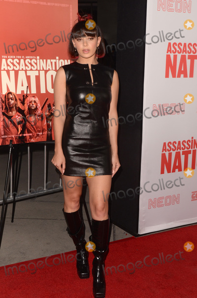 Charlie XCX Photo - LOS ANGELES - SEP 12  Charli XCX at the Assassination Nation Los Angeles Premiere at the ArcLight Theater on September 12 2018 in Los Angeles CA