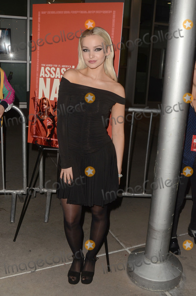 Dove Cameron Photo - LOS ANGELES - SEP 12  Dove Cameron at the Assassination Nation Los Angeles Premiere at the ArcLight Theater on September 12 2018 in Los Angeles CA