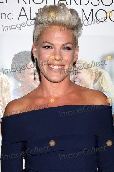 Alecia Moore Photo - LOS ANGELES - SEP 16  Alecia Moore aka Pink at the Thanks for Sharing Premiere  at ArcLight Hollywood Theaters on September 16 2013 in Los Angeles CA
