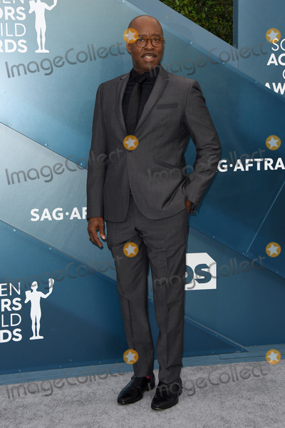 Courtney B Vance Photo - LOS ANGELES - JAN 19  Courtney B Vance at the 26th Screen Actors Guild Awards at the Shrine Auditorium on January 19 2020 in Los Angeles CA