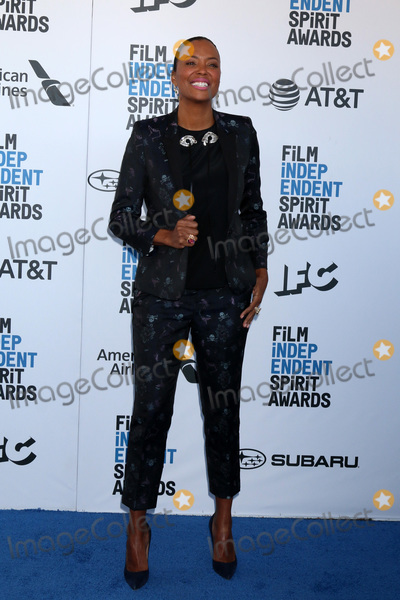 Aisha Tyler Photo - LOS ANGELES - FEB 23  Aisha Tyler at the 2019 Film Independent Spirit Awards on the Beach on February 23 2019 in Santa Monica CA