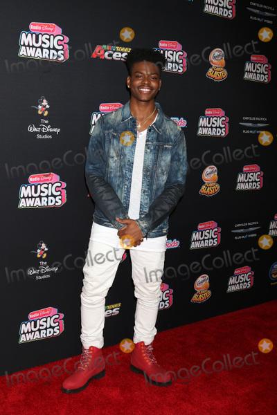 Aubrey Joseph Photo - LOS ANGELES - JUN 22  Aubrey Joseph at the 2018 Radio Disney Music Awards at the Loews Hotel on June 22 2018 in Los Angeles CA