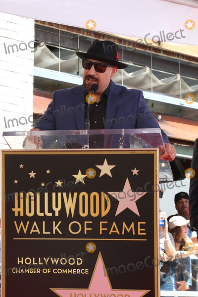 B Real Photo - LOS ANGELES - APR 18  Louis Freese B-Real at the Cypress Hill Star Ceremony on the Hollywood Walk of Fame on April 18 2019 in Los Angeles CA