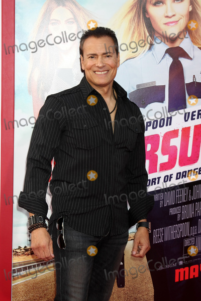 Benny Nieves Photo - LOS ANGELES - APR 30  Benny Nieves at the Hot Pursuit Los Angeles Premiere at the TCL Chinese Theater on April 30 2015 in Los Angeles CA