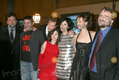 Ariadna Gil Photo - Cast of Pans LabyrinthGuillermo Navarro (Cinematographer) Sergi Lopez Doug Jones Ivana Baquero Maribel Verdu Ariadna Gil and Director Guillermo del ToroLA Screening of Pans LabyrinthEgyptian TheaterLos Angeles CADecember 18  2006