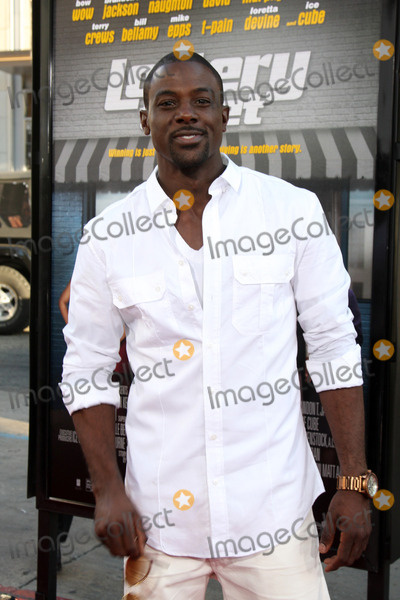 Lance Gross Photo - LOS ANGELES - AUG 12  Lance Gross arrives at the Lottery Ticket World Premiere at Graumans Chinese Theater on August 12 2010 in Los Angeles CA