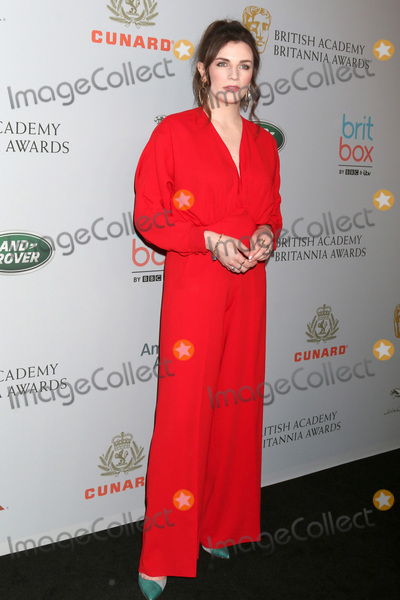 Aisling Bea Photo - LOS ANGELES - OCT 25  Aisling Bea at the 2019 British Academy Britannia Awards at the Beverly Hilton Hotel on October 25 2019 in Beverly Hills CA