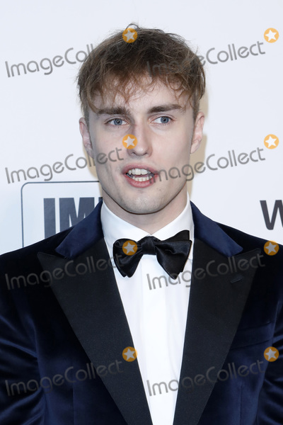 Sam Fender Photo - LOS ANGELES - FEB 9  Sam Fender at the 28th Elton John Aids Foundation Viewing Party at the West Hollywood Park on February 9 2020 in West Hollywood CA