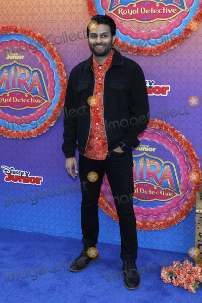 Asif Ali Photo - LOS ANGELES - MAR 7  Asif Ali at the Premiere Of Disney Juniors Mira Royal Detective at the Disney Studios on March 7 2020 in Burbank CA