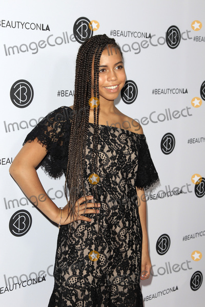 Asia Monet Photo - LOS ANGELES - AUG 12  Asia Monet Ray at the 5th Annual Beautycon Festival Los Angeles at the Los Angeles Convention Center on August 12 2017 in Los Angeles CA