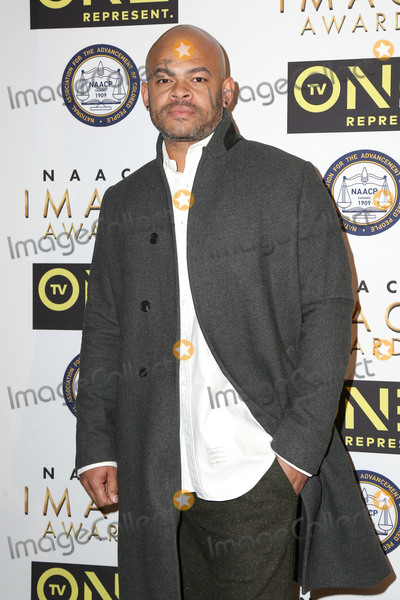 Anthony Hemmingway Photo - LOS ANGELES - JAN 28  Anthony Hemmingway at the 48th NAACP Image Awards Nominees Luncheon at Loews Hollywood Hotel on January 28 2017 in Los Angeles CA